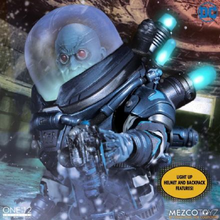 *Pre Order* Mezco One:12 Collective DC Mr. Freeze Deluxe Edition